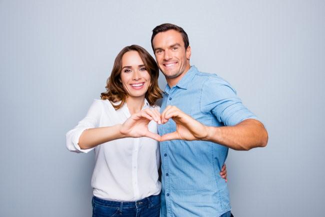 Talloze singles vinden een partner op online datingsites