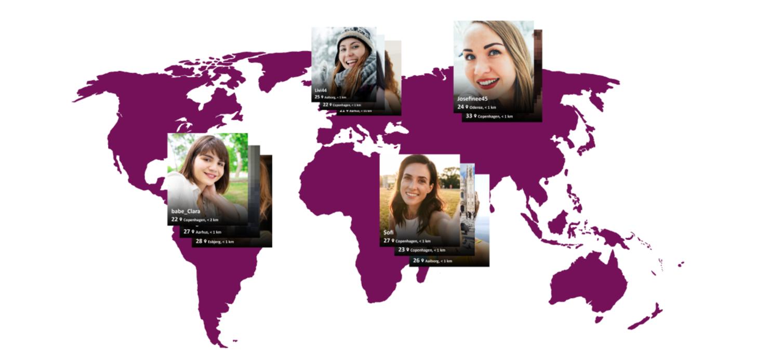 Internationale gebruikers
