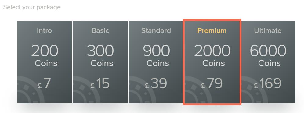 Er zijn verschillende manieren om gratis munten te verdienen op iflirts.chat.